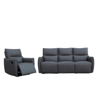 Model: Minota recliner Sofa (Manual)
